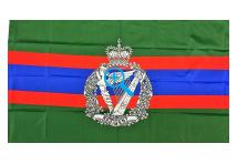 Royal Irish Regiment Replica Flag