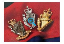 Cards - Cap Badges Occasional Cards