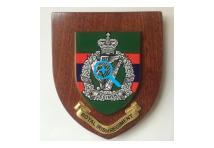 Wall Plaque - Royal Irish Regiment