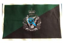 Official Replica of The Royal Irish Regiment Flag