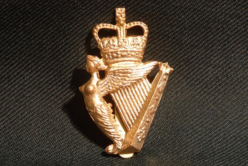 UDR Badge