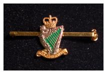 Brooch - Royal Irish Rangers