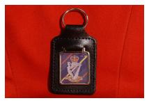 Key Fob - Royal Irish Rangers