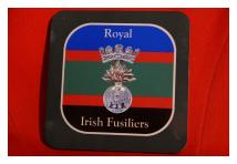 Coaster - Royal Irish Fusiliers