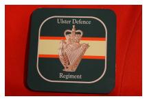 Coaster - Ulster Defence Regiment