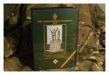 DVD - Ulster Defence Regiment Memorial Unveiling