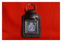 Key Fob - Royal Irish Regiment