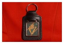 Key Fob - Ulster Defence Regiment