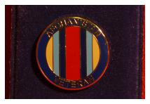 Lapel Badge - Afghanistan Veteran