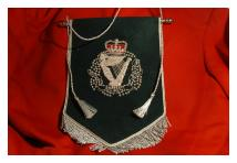 Pennant - Royal Irish Regiment