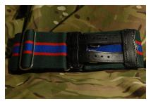 Stable Belt - Royal Irish Regiment - Old