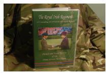 DVD - Royal Irish Regiment Parade and Final Review