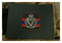 Mouse Mat - Royal Irish Regiment