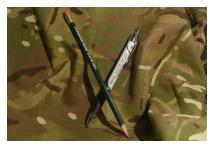 Pencil - Royal Irish Regiment
