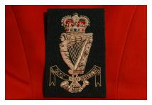Blazer Badge - Royal Ulster Rifles