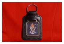 Key Fob - Royal Ulster Rifles
