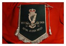 Pennant - Royal Ulster Rifles