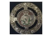 Brooch - Royal Irish Regiment