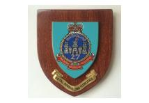 Wall Plaque - Royal Inniskilling Fusiliers