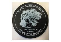 Coaster - Royal Irish Regiment - Brian Boru X - Slate
