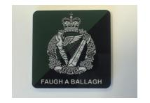 Fridge Magnet - Royal Irish Regiment - DZ