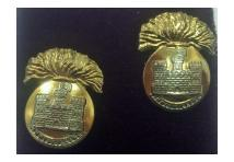 Cuff Links - Royal Inniskilling Fusiliers