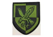 Subdued 16 Air Assault Brigade Flash - No longer Worn