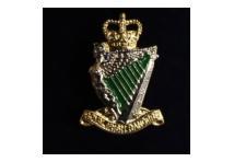 Lapel Badge - Royal Irish Rangers