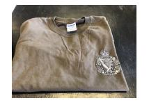 Royal Irish Round Neck Tee Shirt -M