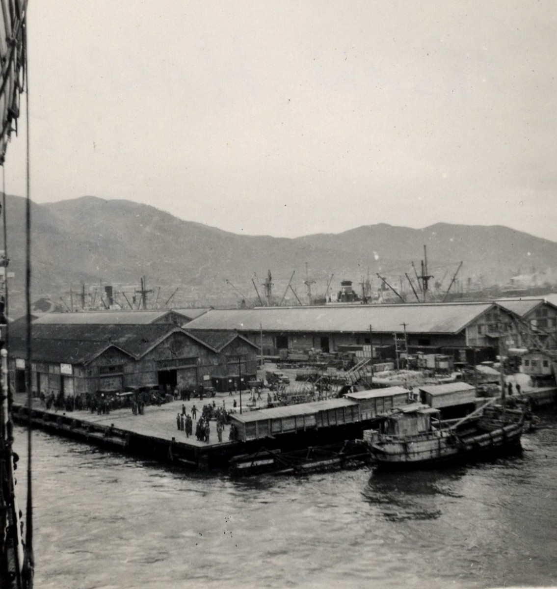 Pusan Harbour