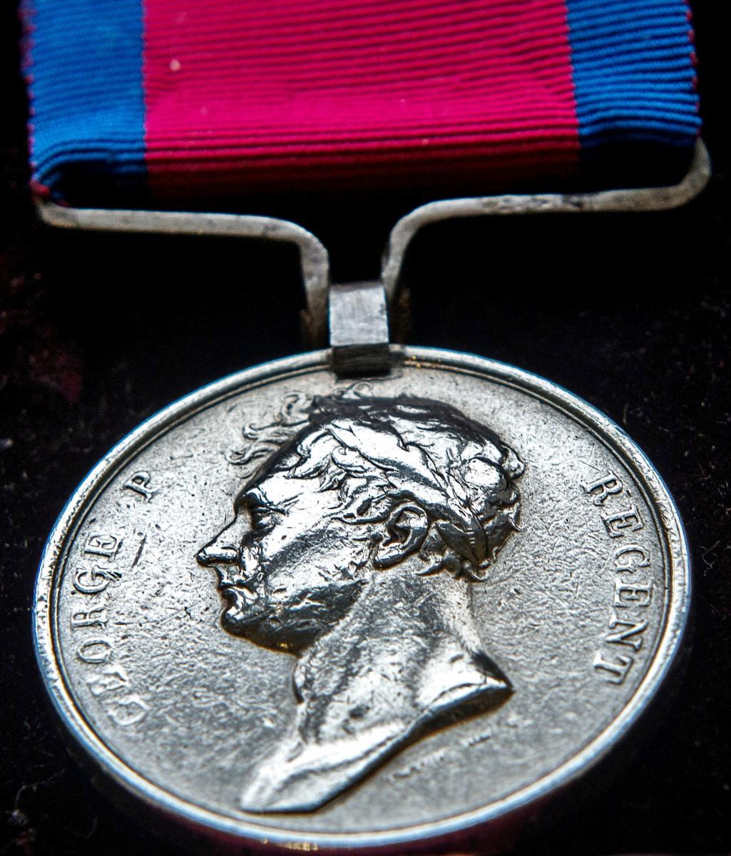 McMullens Medal