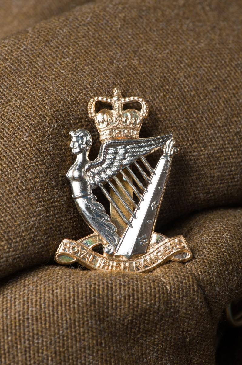 Ranger Cap Badge