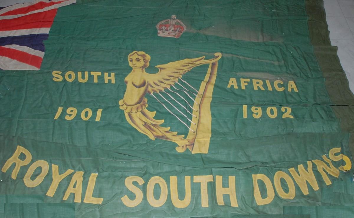 RSD Militia BW Flag