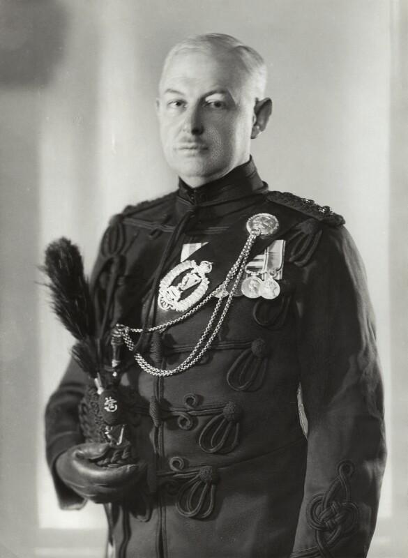 Sir James Stuart Steele from NPG