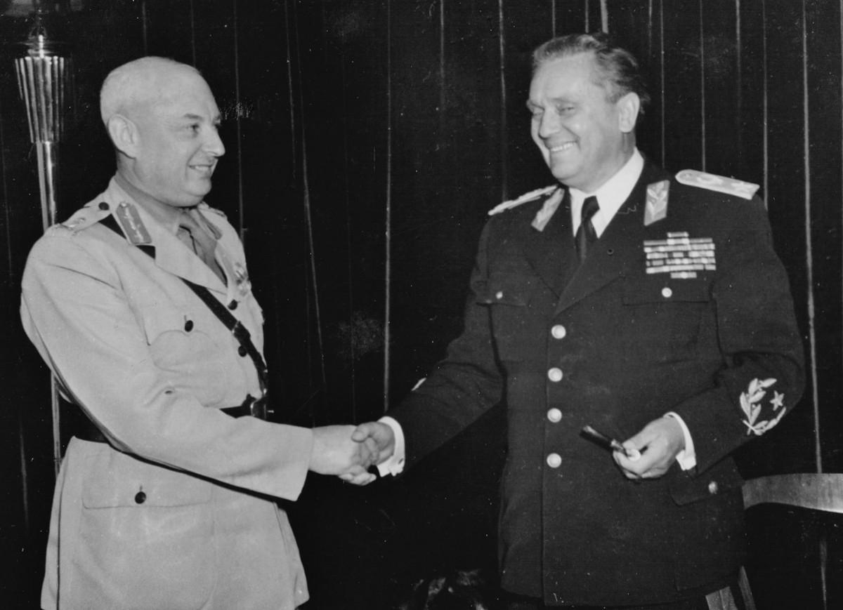 Steele Marshal Tito