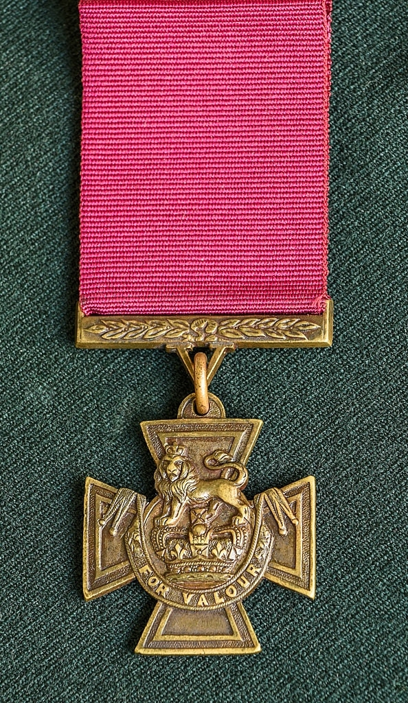 Quigg VC Obverse