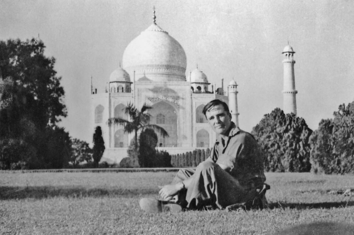 Potter Taj Mahal 1946