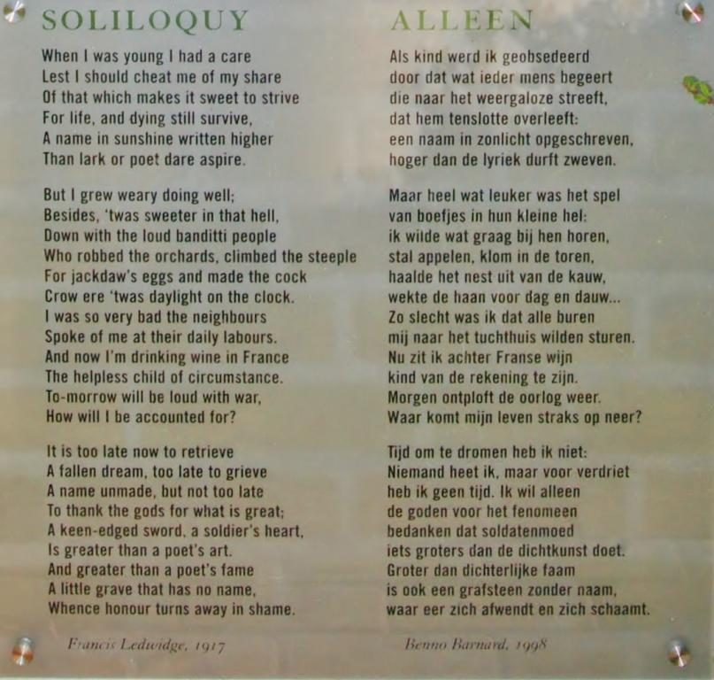 soliloquy poems poems