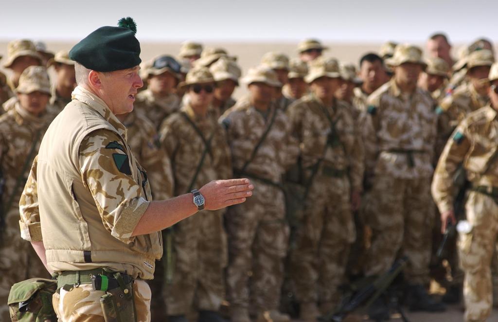 Lieutenant Colonel Tim Collins' Eve-of-Battle Speech ...: https://www.royal-irish.com/stories/lieutenant-colonel-tim-collins-eve-of-battle-speech